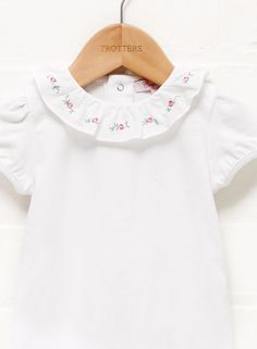 Little Millie Embroidered Body