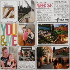 Jana Bennett http://paperoamo.blogspot.cz/2014/09/project-life-dayhost.html