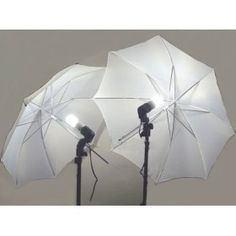 2 Photography Studio Continuous Lighting Kits with two free Day-Light CFL Lights and Umbrellas for Product,Portrait and Video Shoot | Studio lighting