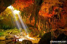 grutas de Loltun, Yucatan, Mexico