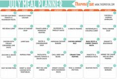 THERMOMIX FREE MEAL PLANS – THERMOFUN