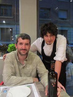 Con Josema Azpeitia