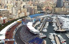 Hamilton dominates Monaco GP practice sessions  Wish I was there!!