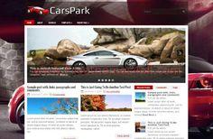 Car Magazine Wordpress Template - Wordpress Themes #wordpress #car #wordpressthemes