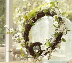 Pottery Barn wreath