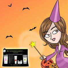 #Halloween arrive demain sur Pharma2M. Gagnez chaque jour un Kit d'Ensorcellement de Garancia.  Serez-vous de la partie ?  Si oui Pin It :)