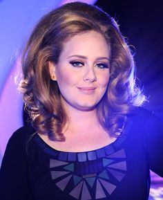 Adele--great voice!