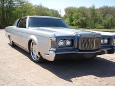 1969 Lincoln Continental MkIII