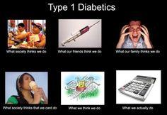 Diabetic Cyclist Blog: Niemand ziet het..