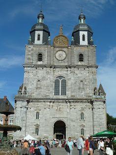 de kerk van Saint Hubert
