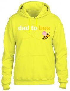 Dad To Bee Hoodie