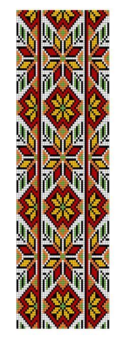 loom pattern- Ukrainian: