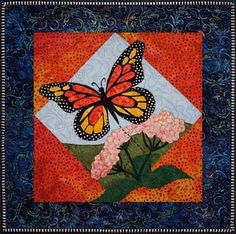 BUTTERFLY QUILT............PC