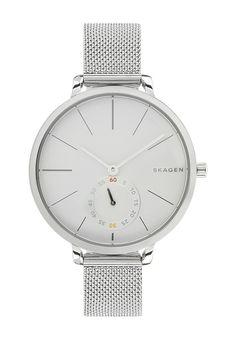 Skagen Denmark HAGEN - Uhr - silver-coloured - Zalando.de