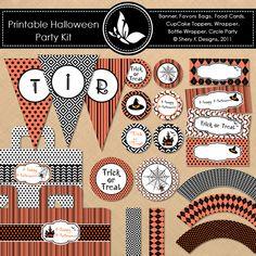 free halloween printable