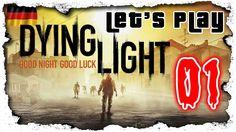 Dying Light (Koop) #01 - Wir sind nicht allein - Let's Play Together Dyi...