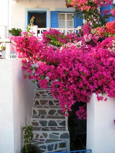 Village of Perissa on the island of Santorini, Greece