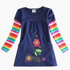 nova kids princess girl dress full sleeve floral high quality dresses girl clothes children baby girl dresses kids $12.96   => Save up to 60% and Free Shipping => Order Now! #fashion #woman #shop #diy  http://www.uniquebaby.net/product/nova-kids-princess-girl-dress-2016-full-sleeve-floral-high-quality-dresses-girl-clothes-children-baby-girl-dresses-kids/