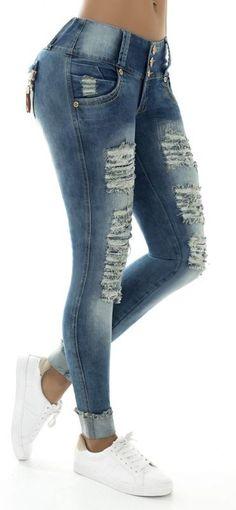 Jeans levanta cola WOW 86211