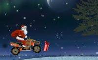 Santa Rider 3 Online Games, Matcha, Santa