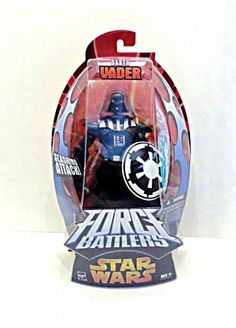 """Darth Vader 8"""" Figure ROTS 
