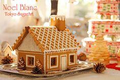 天使の舞い降りたクリスマス~Noel Blanc~2日目です : 東京シュガーアート 頑張ってシュガーアートを広めてマス!