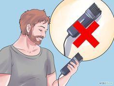Den Bart schneller wachsen lassen – wikiHow