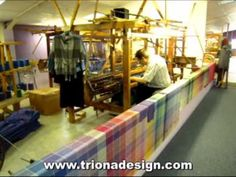 Weaving Looms, Hand Weaving, Donegal, Tweed, Vacations, Centre, Ireland, Traditional, Business