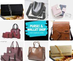 Purse Wallet, Handbag Stores, Louis Vuitton Damier, Purses, Pattern, How To Wear, Bags, Shopping, Model
