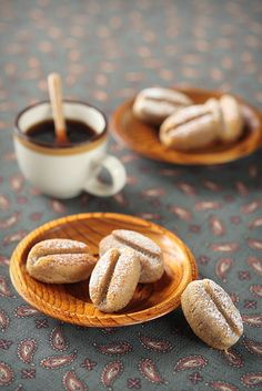 Coffee Madeleines | Flickr - Photo Sharing!
