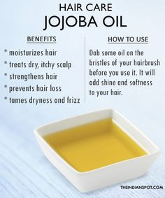 Castor Oil – Cleans the scalp and stimulates better hair growth. Castor oil is considered to be one of the most effective oils for hair thinning and hairloss. Ithelps to moisturize dry and damaged hair.It is a super-stimulant for hair growth. It promotes the growth of new hair and its thickness lends moisture to the …