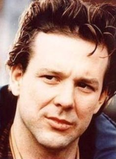 Mickey Rourke  The handsome years.