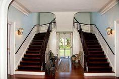 Seabrook Plantation Staircase 2012 - Charleston County, South Carolina