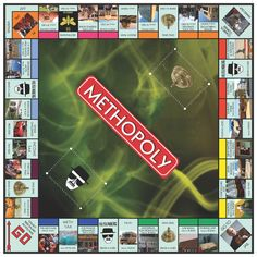 "A fan has created a special Breaking Bad-themed Monopoly board game called ""Methopoly"".  The game's board features locations from the first five-and-a-half seasons of the TV show about an unlikely drug dealer, including 'DEA Office', 'Strip Club' and 'The Meth Lab'. The traditional Monopoly ""Chance"" cards are replaced with so-called ""Bell Cards"", while the usual ""Community Chest"" cards become ""Heisenberg Cards""."