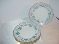 Johnson Bros The Lothair China Dinner Plates Set of 8 #JohnsonBrothers