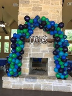 Organic earth day arch. #blowitupballoons #balloons #earthday Up Balloons, Earth Day, Ornament Wreath, Boy Birthday, Hanukkah, Event Planning, Wreaths, Boys, Arches