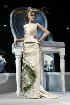 John Galliano for The House of Dior, Spring/Summer 2007, Haute Couture