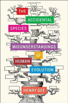 The Accidental Species: Misunderstandings of Human Evolution by Henry Gee http://www.amazon.com/dp/0226284883/ref=cm_sw_r_pi_dp_-L1hub0NC3VAA