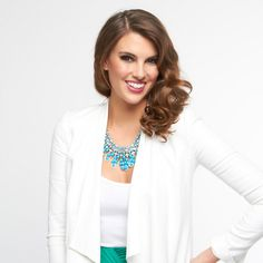BELLE OF THE BALL Must-Haves By Anya Collection bib necklace