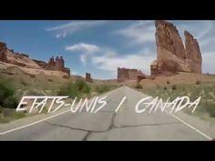 Itinéraire de notre roadtrip aux Etats-Unis et au Canada - En vadrouille