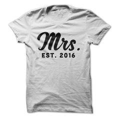 Mrs. Established (Year) - Personalized Moda De Barco 67c2655420c