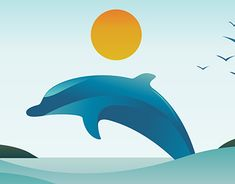 "Check out new work on my @Behance portfolio: ""Dolphine's Life"" http://be.net/gallery/61197165/Dolphines-Life"