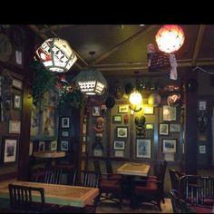 Trader Sam's Enchanted Tiki Bar at the Disneyland hotel (taken during our October trip)