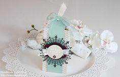 Stampin Up - Box - Goodie - Give Away - Treat Bag - Schachtel - Geschenktüte - Stanz und Falzbrett für Geschenktüten ☆ Stempelmami