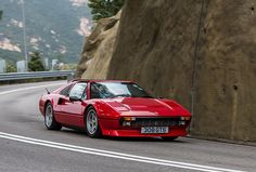 Ferrari 308 GTS - the one exotic I should've purchased when I had the youth, money and passion to own one.