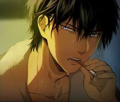 Hijikata. To hot for this planet