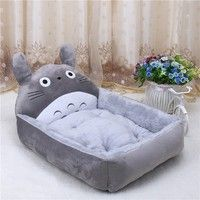 Product: Pet Kennel  Type: Dogs  Material: Super Fleece+PP Cotton  Wash Style: Hand Wash  Color: Grey,