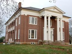 The legendary Highland Farm is located at 668 Lansing Lane just outside Midway Kentucky. It is a 7225 sqft, circa 1840 Greek Revival residence. Renovated in 2014, nearly all the Greek Revival residence details are intact such as brickwork and chimneys, original floors of Ash, Poplar, and Cypress, and all interior woodwork.