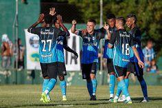 Gremistaços: Grêmio Vence mais uma e já é o terceiro