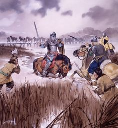 Battle of Mooste Bridge, Lake Peipus